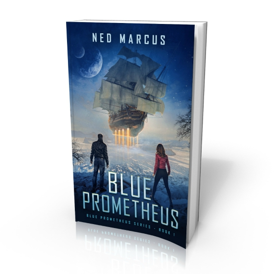 Blue Prometheus by Ned Marcus