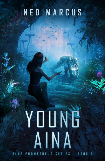 Young Aina by Ned Marcus (cover by Damonza)